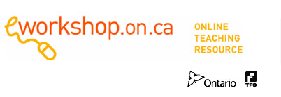 eworkshop.on.ca logo
